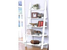 Leaning Bookcase Ladder Ikea Uk With Storage. Leaning Wall Shelf With  Drawers Ladder Bookcase Target Bookshelf Desk White. Leaning Bookcase  Target Diy ...