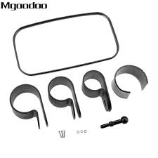 Universal Car Rear View Mirror Wide For UTV ATV Off Road Large ...