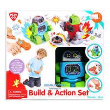 <b>Игровой набор</b> «<b>Собери</b> робота», <b>PlayGo</b> (ПлейГо) купить в ...