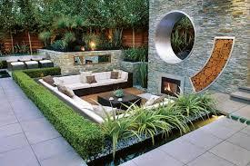 Small Picture Modern Garden Designs Ideas