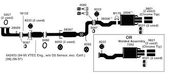honda cr v exhaust diagram not lossing wiring diagram • 95 honda accord exhaust diagram 31 wiring diagram images 04 honda odyssey exhaust diagram exhaust diagram 1997 honda cr v