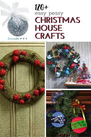 Easy Christmas Crafts 143 Best Easy Christmas Crafts Images On Pinterest Easy
