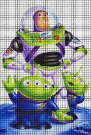 Toy Story Crochet Patterns