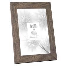 a4 grey photo frame
