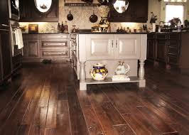 Oak Floors In Kitchen Kitchen Room Design Interior Wide Plank Distressed Oak Hardwood