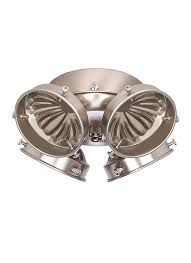 16151B-962,Four Light Ceiling Fan Kit,Brushed Nickel