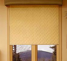 Insulated Window Blinds   windowblinds-guide.com & Window Quilt insulated blind Adamdwight.com