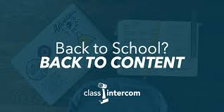 How To Make A School Calendar Back To School Back To Content How To Create A Social