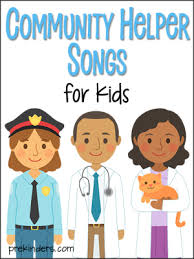 Community Helpers Chart Pdf Community Helper Activities And Lesson Plans For Pre K And