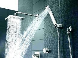 rainfall showerhead
