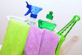 Cna Job Duties Helping Clean And Disinfect Workplace