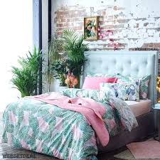 primark duvet covers palms beach duvet cover set size single king bedding tropical botanical primark duvet