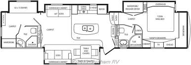 Creative Fresh Two Bedroom Fifth Wheel 40 Bedroom Rv 40th Wheel 40 Adorable 3 Bedrooms For Sale Set Plans