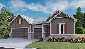 Patterson Plan, Cliffrose at Homestead at Crystal Valley, Castle Rock, CO  80104 | Zillow