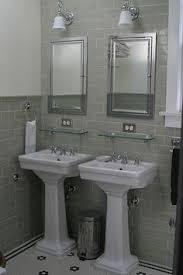 Image Regard Subway Tiles Bathroom Design Pictures Remodel Decor And Ideas Mindy Wolf Pedestal Sink Bathrooms Pinterest 57 Best Pedestal Sink Bathrooms Images Toilets Bathroom Interior