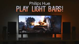 Hands On Philips Hue Play Light Bars