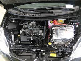 2014 Toyota Prius C Engine by PaulRokicki on DeviantArt