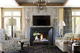 wall mounted electric fireplace living room contemporary with beige blinds beige sofa beige wall black