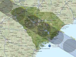 experience a total eclipse on the south carolina coast  seabrook