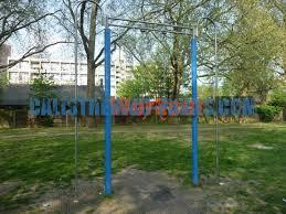 london outdoor gym archbichops park