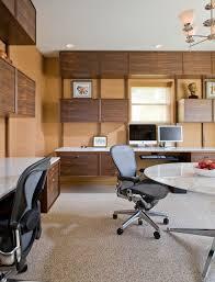 mid century modern office. Midcentury Home Office Design Mid Century Modern