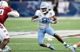 UNC Football: Michael Carter named Top 10 performer for Week 6
