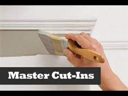 wall how to cut in paint edges