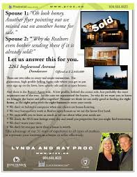 realtor marketing do just flyers work good ideas are a just flyer in color click for larger image