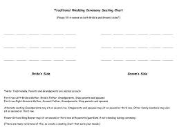 Create Seating Chart Template Free Table Seating Chart Templates Excel Word