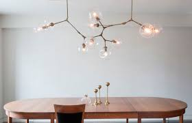 custom 10 globe branching chandelier from lindsey adelman adelman also shares a diy for her marvellous creations on her site