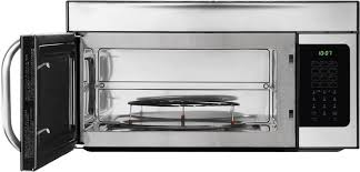 metal rack in microwave. Exellent Rack Frigidaire FFMV154CLS  Shown With Metal Rack Accessory With In Microwave C