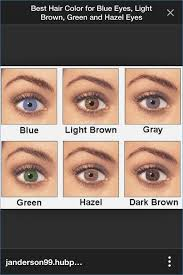 how to make blue eyes stand out without makeup your green pop