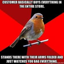 Family Dollar Humor on Pinterest | Retail Robin, Retail and Retail ... via Relatably.com