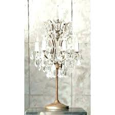 idea crystal chandelier table lamp for mini chandelier table lamp mini chandelier table lamp chandelier table