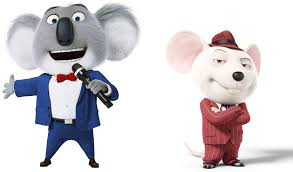 sing characters