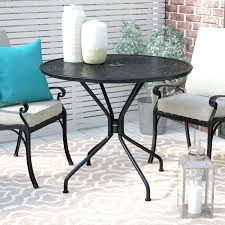 large outdoor dining table wayfair round outdoor dining table outdoor dining table for 8 roda brick round outdoor dining table