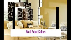 Wall Paint Designs For Living Room Wall Paint Colours Wall Paint Colors Youtube