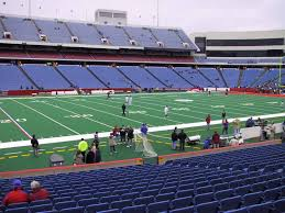 New Era Field View From Lower Level 136 Vivid Seats