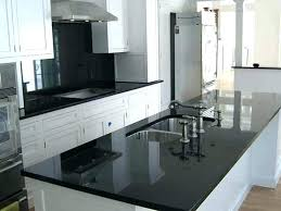 best backsplash for uba tuba granite popular black granite tchen ideas for the design and pictures
