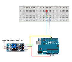 Light Intensity Arduino Light Magic Using Lm393 And Arduino Uno Arduino Project Hub