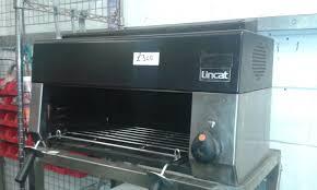 Salamander Kitchen Appliance Second Hand Lincat Salamander Grill Dale Smith Refrigeration