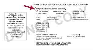 - Auto Jersey Insurance New