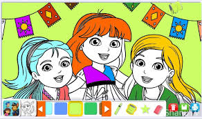 dora the explorer color book games for s dora drawing games for the kids you
