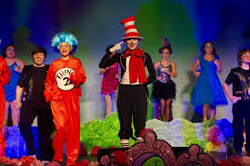 Seuss characters spring to life onstage in seussical jr., a fantastical musical extravaganza! Seussical The Musical Jr Visit Brookhaven Mississippi