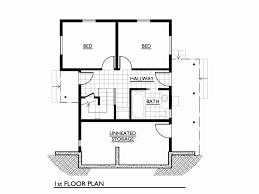 2 bedroom 2 bath house plans under 1000 sq ft unique small house floor plans under