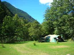 Tenda Campeggio Con Bagno : Mini piazzole al val di sole camping