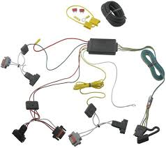 0 chrysler pt cruiser custom fit vehicle wiring tekonsha