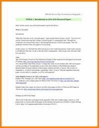 How To Mla Format A Paper Awesome Bunch Ideas Apa Style Citation In