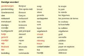 franse woorden