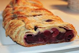 Cherry Strudel Vegan Nook Vegan And Vegetarian Recipes And Products